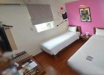 Nite & Day Jakarta Bandengan - Day Twin Room Only Regular Plan