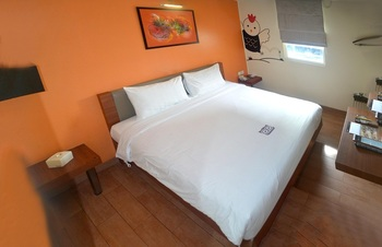 Nite & Day Jakarta Bandengan - Sunny Double Room Only Regular Plan
