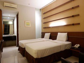 Hotel Nyland Pasteur Bandung - Deluxe Twin Room Regular Plan