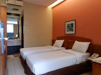 Hotel Nyland Pasteur Bandung - Standard Twin Room Regular Plan