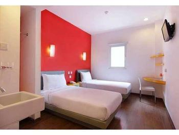 Amaris Banjar - Smart Room Twin Regular Plan