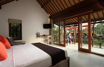 Villa Tegal Tis Ubud Bali - 1 Bedroom Pool View with Breakfast Regular Plan