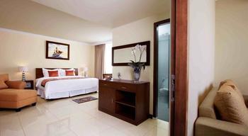 Hotel Dermaga Keluarga Yogyakarta - Kamar Suite BEST DEAL