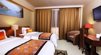 Hotel Dermaga Keluarga Yogyakarta - Deluxe room - room only Regular Plan