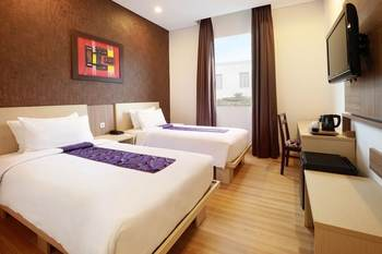 Swiss Belinn Makassar - Superior Twin Room Regular Plan