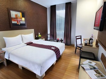 Swiss Belinn Makassar - Superior Deluxe King Room Only Regular Plan