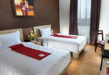 Swiss Belinn Makassar - Deluxe Twin Room Pay Now & Save 15%