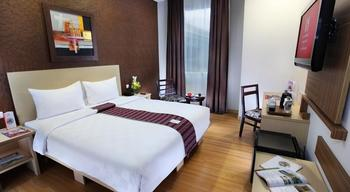 Swiss Belinn Makassar - Superior Single Deluxe Lunar Sensation