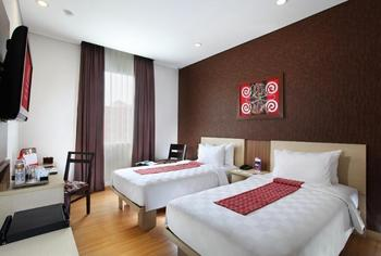 Swiss Belinn Makassar - Superior Twin Deluxe Regular Plan