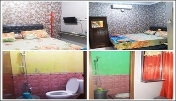 Nuwono Tasya Guesthouse Syariah Bandar Lampung - Deluxe KIAI Regular Plan