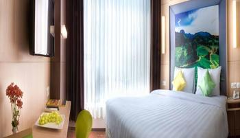 Tebu Hotel Bandung - Superior Queen Bed Room With Breakfast PROMO GAJIAN