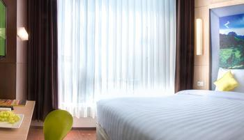 Tebu Hotel Bandung - Superior Double Room Only Regular Plan