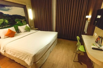 Tebu Hotel Bandung - Superior Queen Bed  Room Only SAFECATION