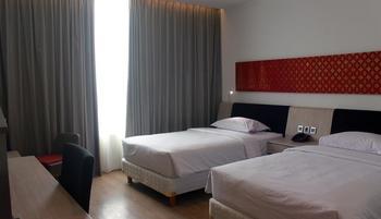 Tangram Hotel Pekanbaru Pekanbaru - Business Room Twin Room Only HOT DEAL 30%