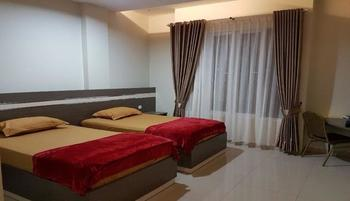 Hotel Grand Sigma Lahat - Deluxe Suite Twin Bed Regular Plan