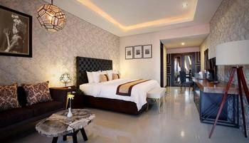Visala Boutique Suites Bali - Deluxe Room Hot Deal 2017