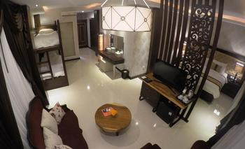 Visala Boutique Suites Bali - Suite Room Regular Plan