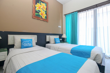 Airy Kuta Bhineka Jati Jaya Sembilan 12 Bali Bali - Deluxe Twin Room Only Regular Plan