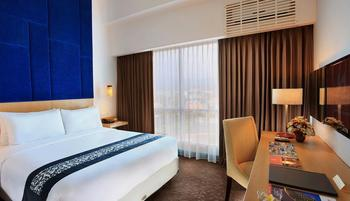 Swiss-Belinn Malang - Deluxe Queen Room Only Regular Plan