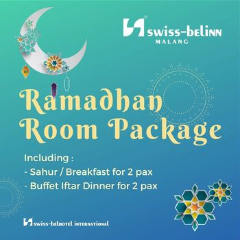 Swiss-Belinn Malang - Deluxe Twin Paket Ramadhan Regular Plan