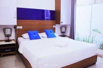 Oase Hostel Yogyakarta Yogyakarta - Private Room Regular Plan