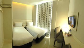 Vio Veteran Bandung - Cozy Room With Breakfast 1 Pax Regular Plan