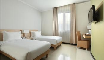 Hotel Santika Bengkulu - Superior Room Twin Staycation Offer Regular Plan