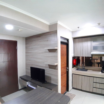 Hi-Liv Apartment Pasteur Bandung - 1 Bedroom Apartment Regular Plan
