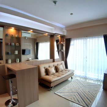 Hi-Liv Apartment Pasteur Bandung - 2 Bedroom Apartment Minimum Stay Deal