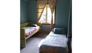 Kondominium Pantai Carita Selatan Pandeglang - 1 Bedroom Lantai Dasar Regular Plan