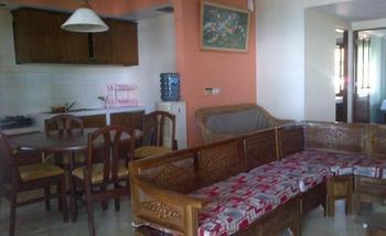 Kondominium Pantai Carita Selatan Pandeglang - 2 Bedroom Lantai Dasar Regular Plan