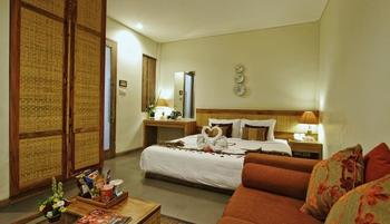 Pondok Sari Hotel Bali - Deluxe Room Only Hot Deal Promotion