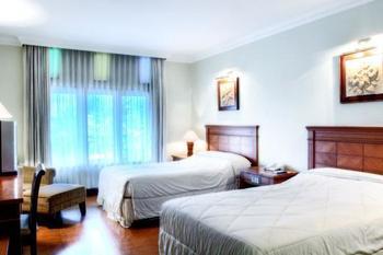 Desa Gumati Hotel Bogor - Deluxe Twin With Breakfast Regular Plan