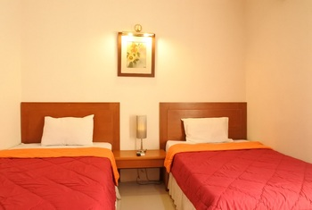 Desa Gumati Hotel Bogor - Deluxe Twin - Room Only Regular Plan