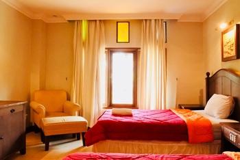 Desa Gumati Hotel Bogor - Grand Deluxe Twin With Breakfast Regular Plan