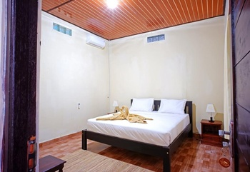 Agung Alit Guest House Bali - Deluxe Double Room Only Regular Plan
