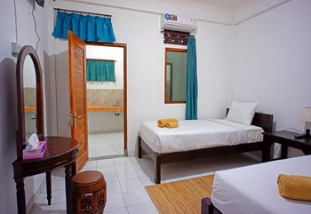 Agung Alit Guest House Bali - Deluxe Twin Room Only Regular Plan