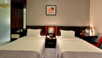 Oak Tree Urban Hotel Jakarta - Deluxe Room Only Last Minute Deal