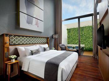 Kayumas Seminyak Resort Bali - One Bedroom Deluxe Suite Room Only Regular Plan
