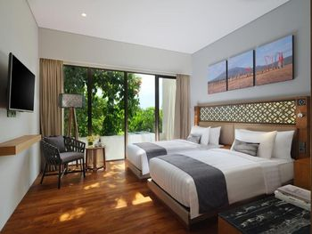 Kayumas Seminyak Resort Bali - Two Bedroom Suite Room Only Regular Plan