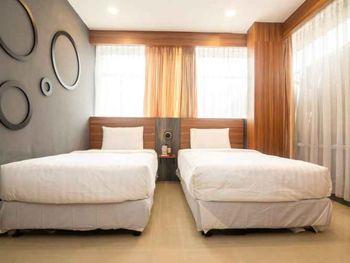 AVAVA EXPRESS Batam - Deluxe Twin Room Only Regular Plan