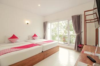 OYO 396 Tibrae Homestay Syariah Bandung - Standard Twin Room Regular Plan