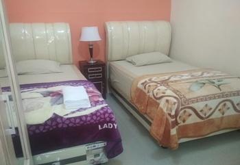Sapo Karo Rest House Karo - Twin Room Regular Plan