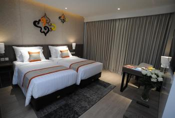 Patra Cirebon Hotel & Convention Cirebon - Deluxe Twin Bed Regular Plan