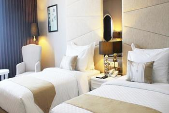 Rich Palace Hotel Surabaya - Executive Twin Room Only Regular Plan