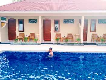 Tom and Jerry Villa Lombok Lombok - deluxe standard room Regular Plan