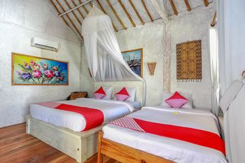 OYO 1172 Biba Beach Village Lombok - Suite Triple Regular Plan