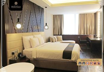 Java Heritage Hotel Purwokerto Purwokerto - Executive Suite Regular Plan