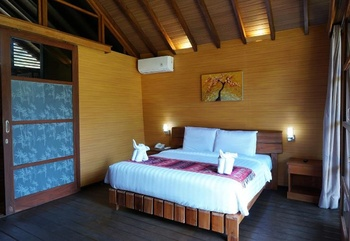 WAH Resort Lombok - Double with Garden View Regular Plan