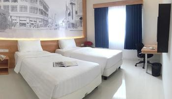 Choice City Hotel Surabaya Surabaya - Deluxe Room Only LAST MINUTE DEC  2019